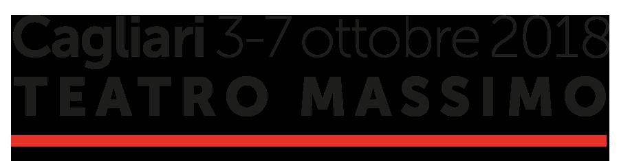 3-7 ottobre 2017 - Centro comunale d'arte Il Ghetto, Cagliari